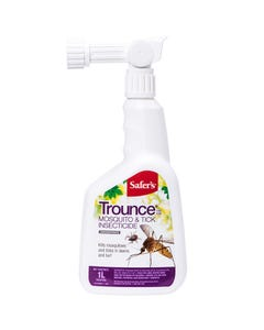 Safer's® Trounce for Turf Mosquito & Tick  Ready-to-Use Spray