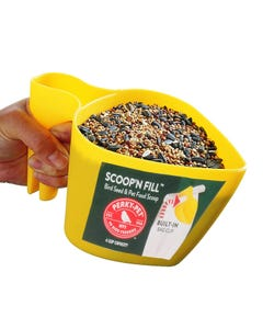 Perky-Pet® Scoop N' Fill Bird Seed Scoop