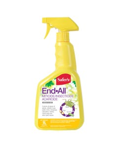 Safer's® End All Ready-to-Use Spray