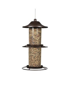 Perky-Pet® Panorama Wild Bird Feeder