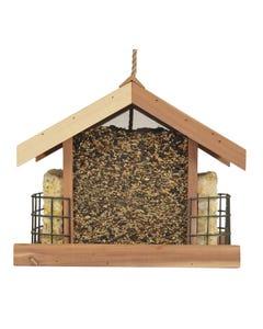 Perky-Pet® Deluxe Chalet Cedar Feeder