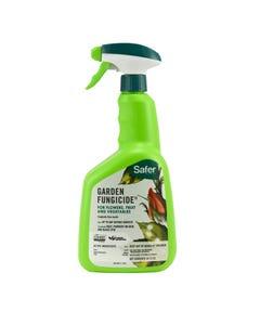 Safer® Brand Garden Fungicide Ready-to-Use Spray