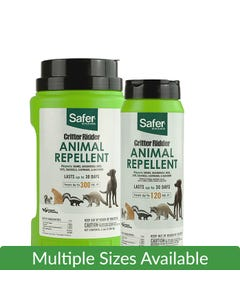 Safer® Brand Critter Ridder® Animal Repellent Granules