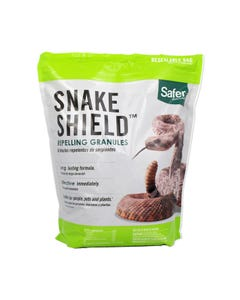 Safer® Brand Snake Shield™ Snake Repellent Granular - 4 lb