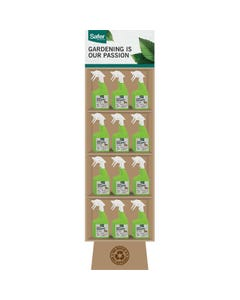 Safer® Brand Critter Ridder® Deer & Rabbit Repellent Ready-to-Use Spray Display