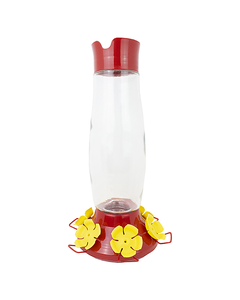Perky-Pet® Top-Fill Grand 48 Glass Hummingbird Feeder