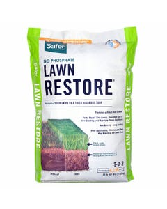 Safer® Brand Lawn Restore Fertilizer - 25 lb
