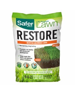 Safer® Brand Lawn Restore® Fertilizer - 20 lb