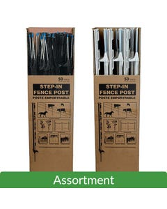 Step-In Fence Post Kit