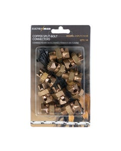 ElectroBraid® Copper Split Bolt Connector