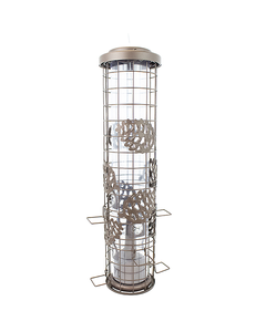 Perky-Pet® Squirrel-Be-Gone Max Pinecone Bird Feeder with Flexports®