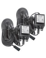 Mosquito Magnet® 50 ft Power Cord for Liberty, Patriot & Defender Traps - 2 Pack