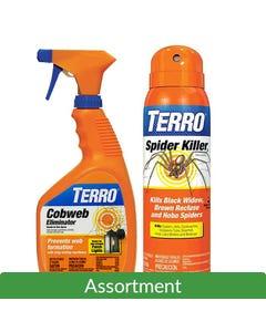 TERRO® Spider Assortment