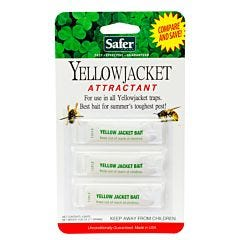 Safer® Brand Deluxe Yellow Jacket Wasp Trap Bait