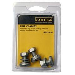 Zareba® Galvanized Line Clamps