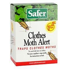 Safer® Brand Clothes Moth Alert Trap