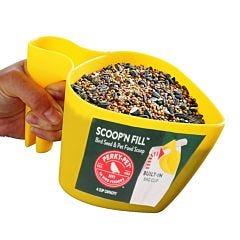 Perky-Pet® Scoop N' Fill Bird Seed Scoop