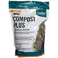 Safer® Brand Ringer® Compost Plus