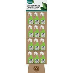 Safer® Brand Critter Ridder® Deer & Rabbit Repellent Ready-to-Use Spray Display