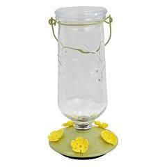 Perky-Pet® Desert Bloom Top-Fill Glass Hummingbird Feeder