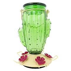 Perky-Pet® Cactus Top-Fill Hummingbird Feeder - 32 oz