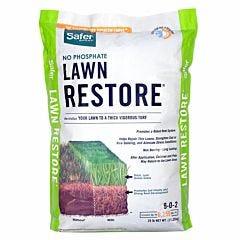 Safer® Brand Lawn Restore Fertilizer - 25 lb