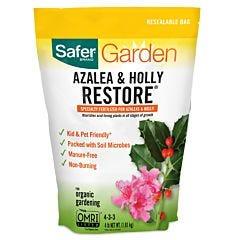 Safer® Brand Azalea & Holly Restore® Fertilizer