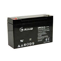 Zareba® 6 Volt 10 Mile Solar Energizer Replacement Battery