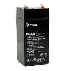 Zareba® 4 Volt 2 Mile Solar Energizer Replacement Battery
