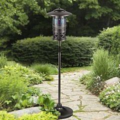 DynaTrap® 1/2 Acre w/ Pole - Decora Series Insect Trap