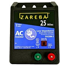 Zareba® 25 Mile AC Powered Low Impedance Charger