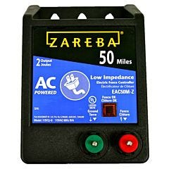 Zareba® 50 Mile AC Powered Low Impedence  Charger