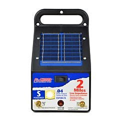Fi-Shock® 2 Mile Solar Low Impedance Charger