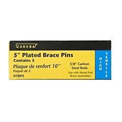 Zareba® 5 Inch Galvanized Brace Pin