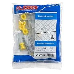 Fi-Shock® Yellow Chain Link Insulator
