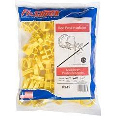 Fi-Shock® Yellow Screw-On Insulator