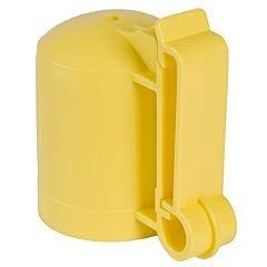 Fi-Shock® Yellow T-Post Top Insulator