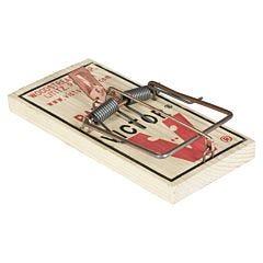 Victor® Metal Pedal Rat Trap - Bulk