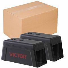 Victor Electronic Rat Trap - 2 Traps