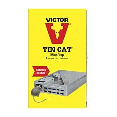 Victor® TIN CAT Live Catch Mouse Trap