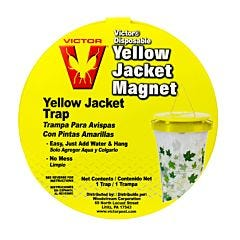 Victor® Disposable Yellow Jacket Magnet Yellow Jacket Trap
