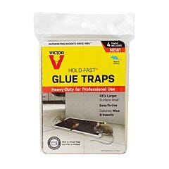 Victor® Hold-Fast® Disposable Mouse Glue Traps
