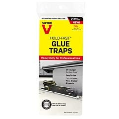 Victor® Hold-Fast® Disposable Rat Glue Traps