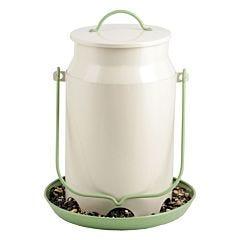 Perky-Pet® Milk Pail Wild Bird Feeder 5 lb