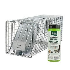 Raccoon and Skunk Removal Kit