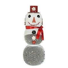 Perky-Pet® Snow Woman Wild Bird Feeder