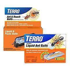 TERRO® Liquid Ant & Roach Bait Assortment