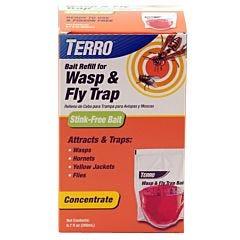 TERRO® Wasp & Fly Trap Refill