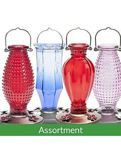 Perky-Pet® Vintage Hummingbird Feeder Assortment