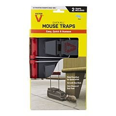 Victor® 2-Pack Quick-Kill® Mouse Traps